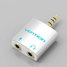 VENTION3.5MM Y Splitter For Audio Headphone and MIC For phone Tablet PC Hot Sale