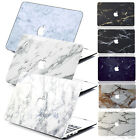 Classic Marble Painting Hard Case Cover For Macbook Pro Air 11 13