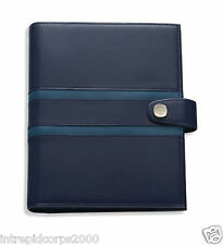 Cross Personal Agenda 1846 Leather Cobalt & Aegean Blue 2014/2015 .A great Gift