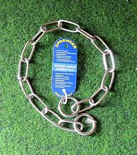 1 Edelstahl Hundehalsband 68cm SPRENGER Made in Germany 4mm (Hund Halsband)