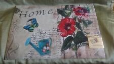 """Home"" Outdoor or  Kitchen Floor Mat  New"