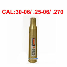 Red Laser Bore Sighter 30-06/25-06/270Win 7.62x63mm Cartridge Boresighter 3006