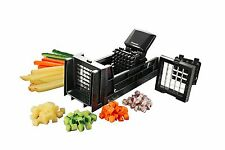 Simposh Easy Food Slicer Dicer & French Fry Cutter: See product video in descrip