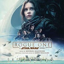 GIACCHINO,MICHAEL-ROGUE ONE: A STAR WARS STORY / O.S.T.  CD NUOVO