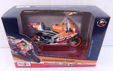 HONDA RC213V MOTO GP MARC MARQUEZ #93 2014 MOTORBIKE MAISTO DIECAST 1:18 SCALE