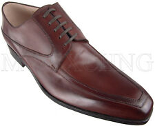 CALZOLERIA ZENOBI LACED SHOES OXFORDS EU 40.5 ITALIAN DESIGNER MENS SHOES