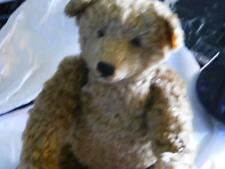 Steiff 1920 Light Brown Teddy Bear, Jointed, Growler -XMAS SPECIAL £50 0FF