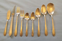 1847 Wm Rogers Bros LOVELACE Silverware Pieces Silver Plate Flatware YOUR CHOICE