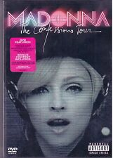 Madonna The Confession Tour Dvd