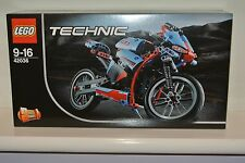 Lego Technic 42036 - Street Motorcycle - BRAND NEW/FACTORY SEALED