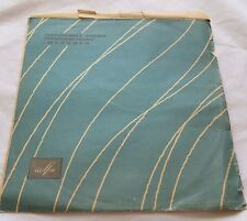 """MADE IN USSR! MELODIA, GEORGE OTS, 10"""" LP RECORD (B8)"""
