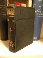 1917 Little Men Life At Plumfield With Jo's Boys Louisa May Allcott Gilt Green