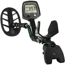 Teknetics T2 Classic Metal Detector Green Unit NEW