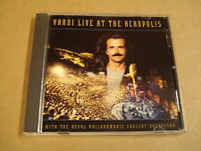 CD / YANNI - LIVE AT THE ACROPOLIS