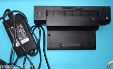 DELL E-Port E-Dock Docking Station Latitude E6420 E6430 E6430s ATG + Adapter
