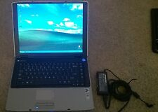 "Gateway M460E Laptop 15"" 1GB 30GB Centrino PM 1.73GHz DVD/CDRW XPPro & Office"