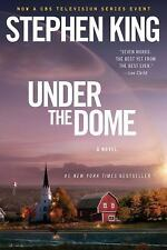 STEPHEN KING softcover UNDER THE DOME 2013 CBS TELEVISION SERIES EVENT trade pbk