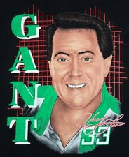 M * vtg 90s Handsome HARRY GANT #33 skoal bandit Nascar racing t shirt * 60.109