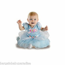 Disney Princess Cinderella Baby Infant Dree Up Costume by Disguise 12-18 Months