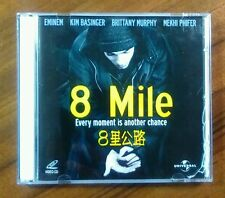 8 Mile (VCD, 2002) Rare Import Video CD Eminem Brittany Murphy 8 Mile VCD