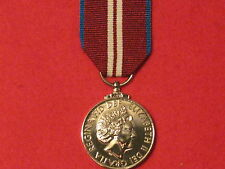 FULL SIZE QUEENS DIAMOND JUBILEE MEDAL 2012 QDJM WITH RIBBON - BRAND NEW