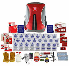 72 Hour Two-Person Deluxe Emergency Preparedness Survival Kit for Preppers