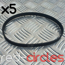 (5x) ELECTRIC E SCOOTER ESCOOTER DRIVE TIMING BELT HTD 447-3M-12 HTD3M-447