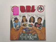 D.R.I. 4 OF A KIND LP ORIG. U.S. 1988 METAL BLADE/ENIGMA 73304 SEALED THRASHCORE