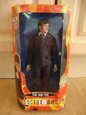 "12"" THE DOCTOR TENTH 10TH DOCTOR DAVID TENNANT UNOPENED DOCTOR WHO FIGURE"