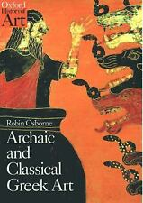 Archaic and Classical Greek Art (Oxford History of Art)-ExLibrary