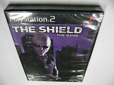 The Shield (Sony PlayStation 2, 2007) BRAND NEW FACTORY SEALED