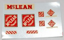 "#81 Dinky Transfers for #948 ""McLean Trucking Company"""