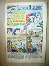 Lois Lane DC Comic- SUPERMAN'S GIRL FRIEND, No.26, July 1961,10c