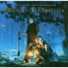OST/MUSIC FROM AND INSPIRED BY-BRIDGE TO TERABITHIA CD 13 TRACKS SOUNDTRACK NEU