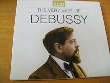 THE VERY BEST OF DEBUSSY DCD MINT--