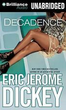 Decadence by Eric Jerome Dickey (2014, MP3 CD, Unabridged)