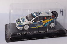 ALTAYA A FORD FOCUS WRC #4 RALLY MEXICO 2005 1:43