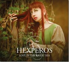 HEXPEROS lost in the great sea CD