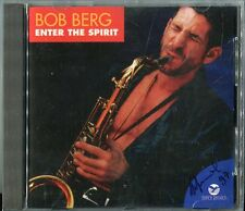Bob Berg   cd   ENTER THE SPIRIT  © 1993 # GRP Rec. GRS00052 - 10 Tracks - JAZZ