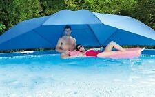 Swimming Pool Accessories Umbrella Large Outdoor Intex Sun Shade Canopy Cover