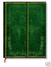 Paperblanks Blank Lined Writing Journal Jade Green Ultra Size 7x9 New