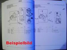John Deere - Lanz Schlepper 510 Ersatzteilkatalog