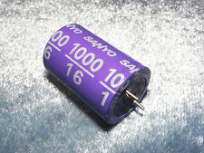 1 pc of 16V 1000uF SANYO SA Large Aluminum Solid Capacitor