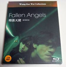 Fallen Angels (Blu-ray)/ Kar Wai Wong Collections 3 / English subtitle/Region A