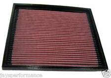 33-2734 K&N HIGH SPORTS AIR FILTER TO FIT OMEGA B 2.0/2.5/2.5/2.6/3.0/3.2i/DTI