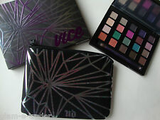 URBAN DECAY Vice 4 Palette Eyeshadows x 20 + Brush + Bag Ltd Ed BNIB