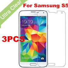 Ultra HD Clear 3pcs Screen Protector Guard Protective Film For Samsung Galaxy S5
