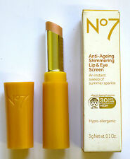No7 Anti-Ageing Shimmering Lip & Eye Screen - SPF 30 High - 3g