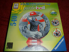 Ravensburger puzzleball 540, 22cm, 2006 FIFA World Cup