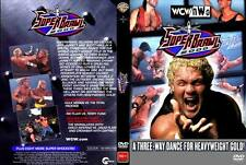 WCW Superbrawl 2000 DVD Transfer!!!